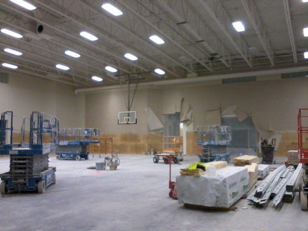 Lifetime Fitness Buckhead - Commercial Remodeling and Painting (14)