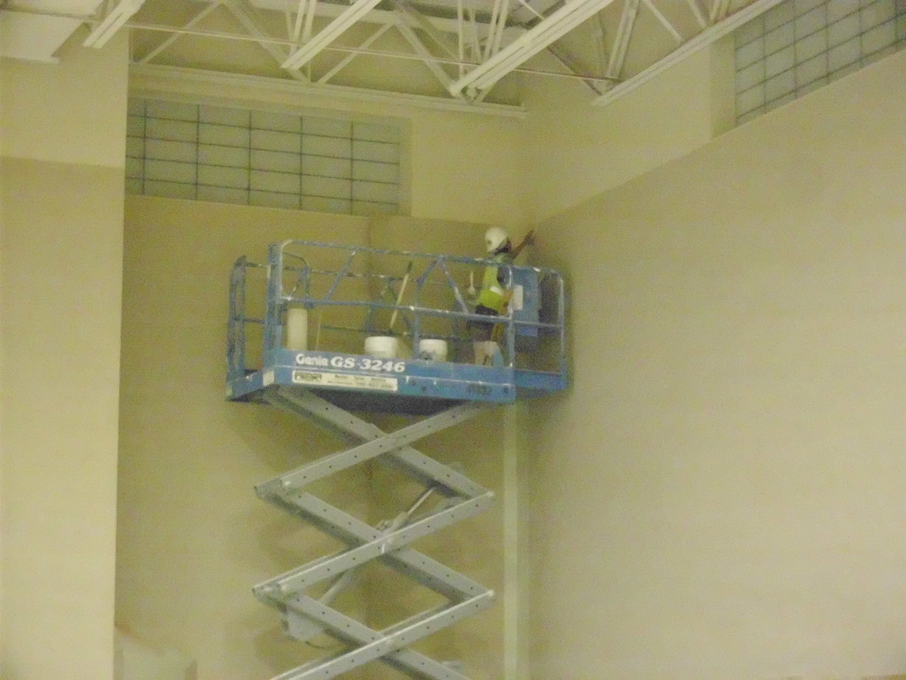 Lifetime Fitness Buckhead - Commercial Remodeling and Painting (15)