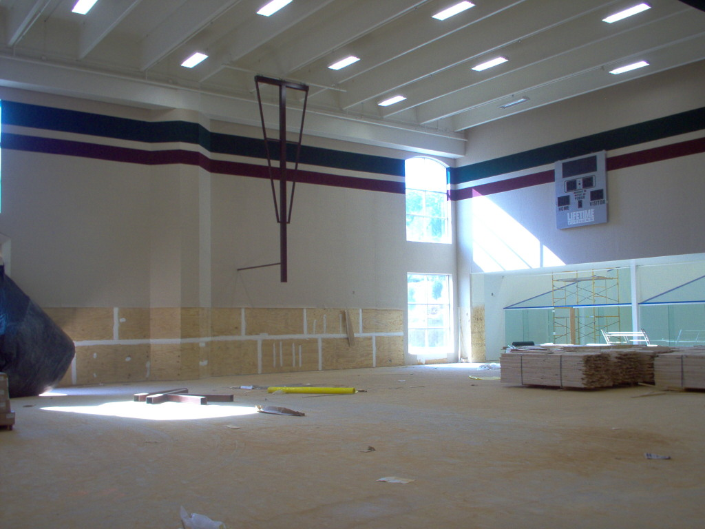 Lifetime Fitness Woodstock - Commercial Remodeling and Painting (10)