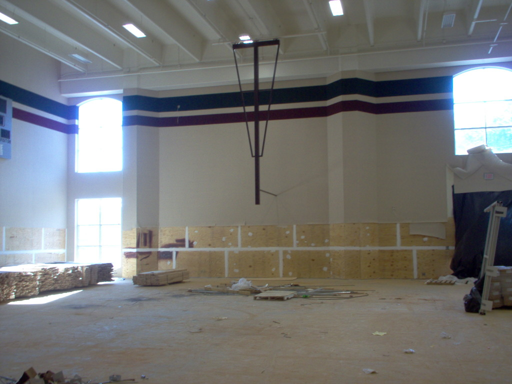 Lifetime Fitness Woodstock - Commercial Remodeling and Painting (12)