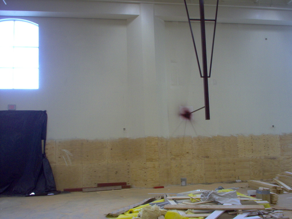 Lifetime Fitness Woodstock - Commercial Remodeling and Painting (13)