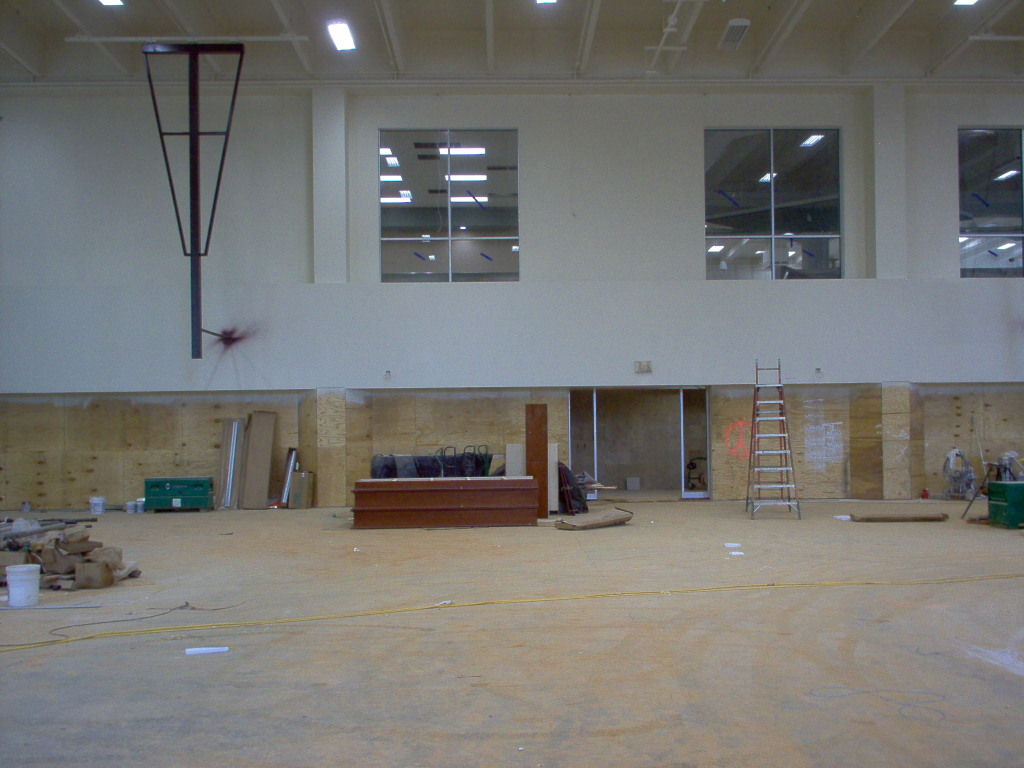 Lifetime Fitness Woodstock - Commercial Remodeling and Painting (16)