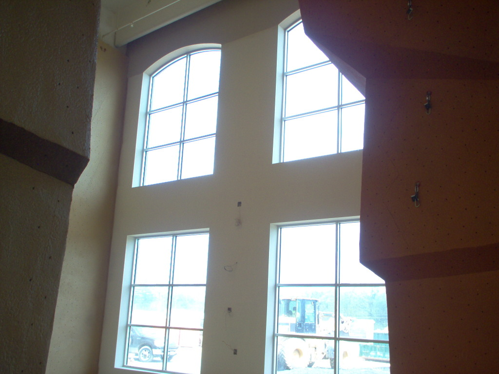 Lifetime Fitness Woodstock - Commercial Remodeling and Painting (5)