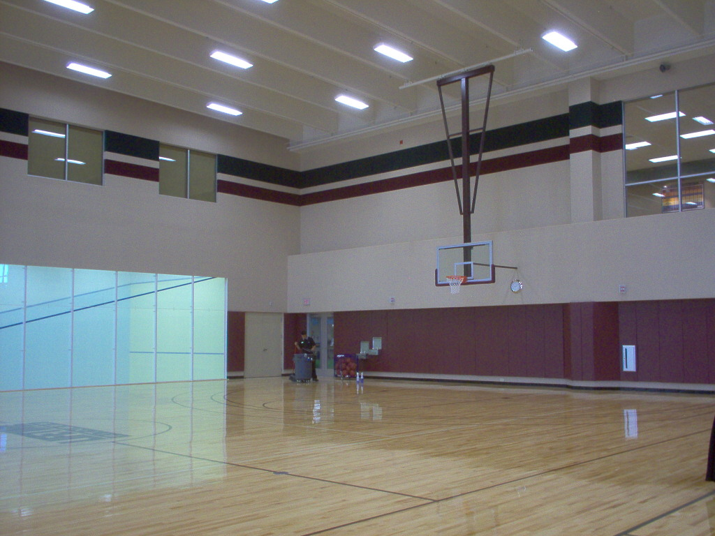 Lifetime Fitness Woodstock - Commercial Remodeling and Painting (7)