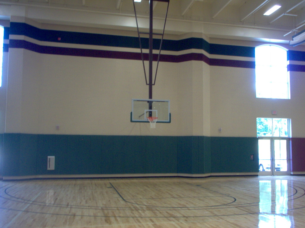 Lifetime Fitness Woodstock - Commercial Remodeling and Painting (8)