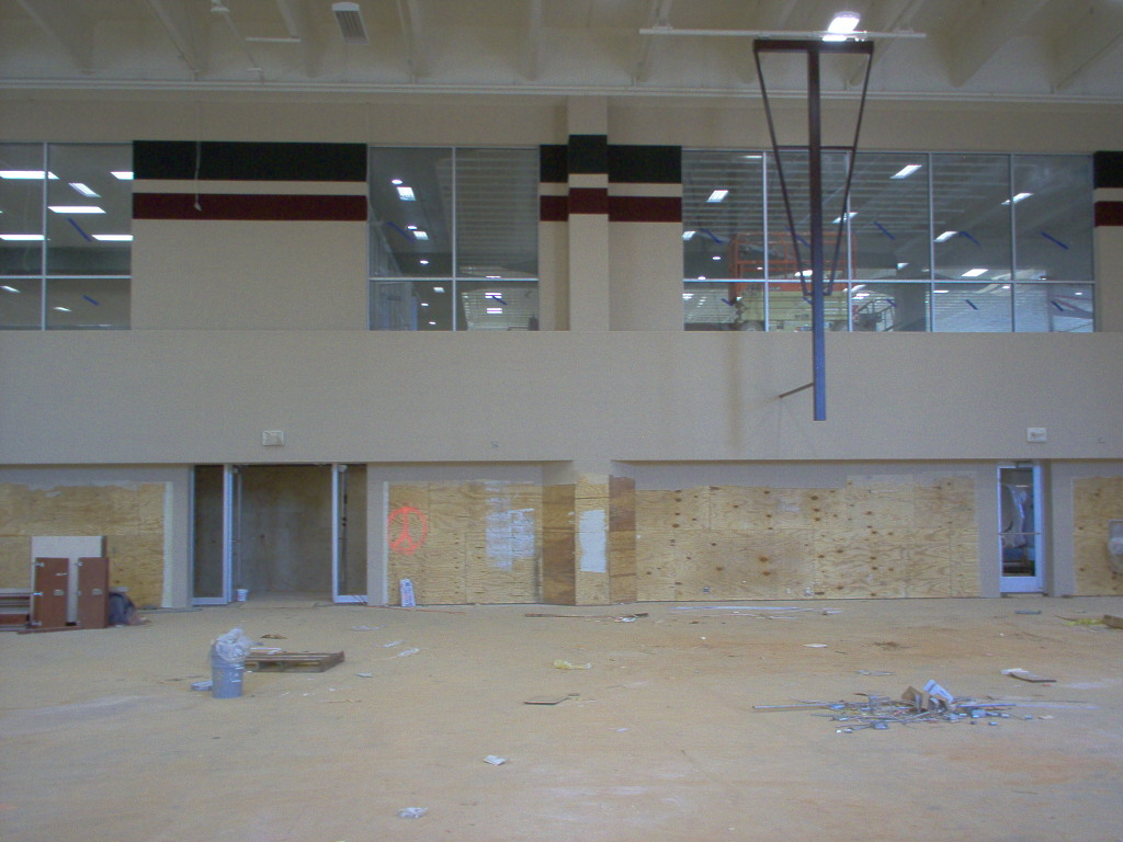Lifetime Fitness Woodstock - Commercial Remodeling and Painting (9)