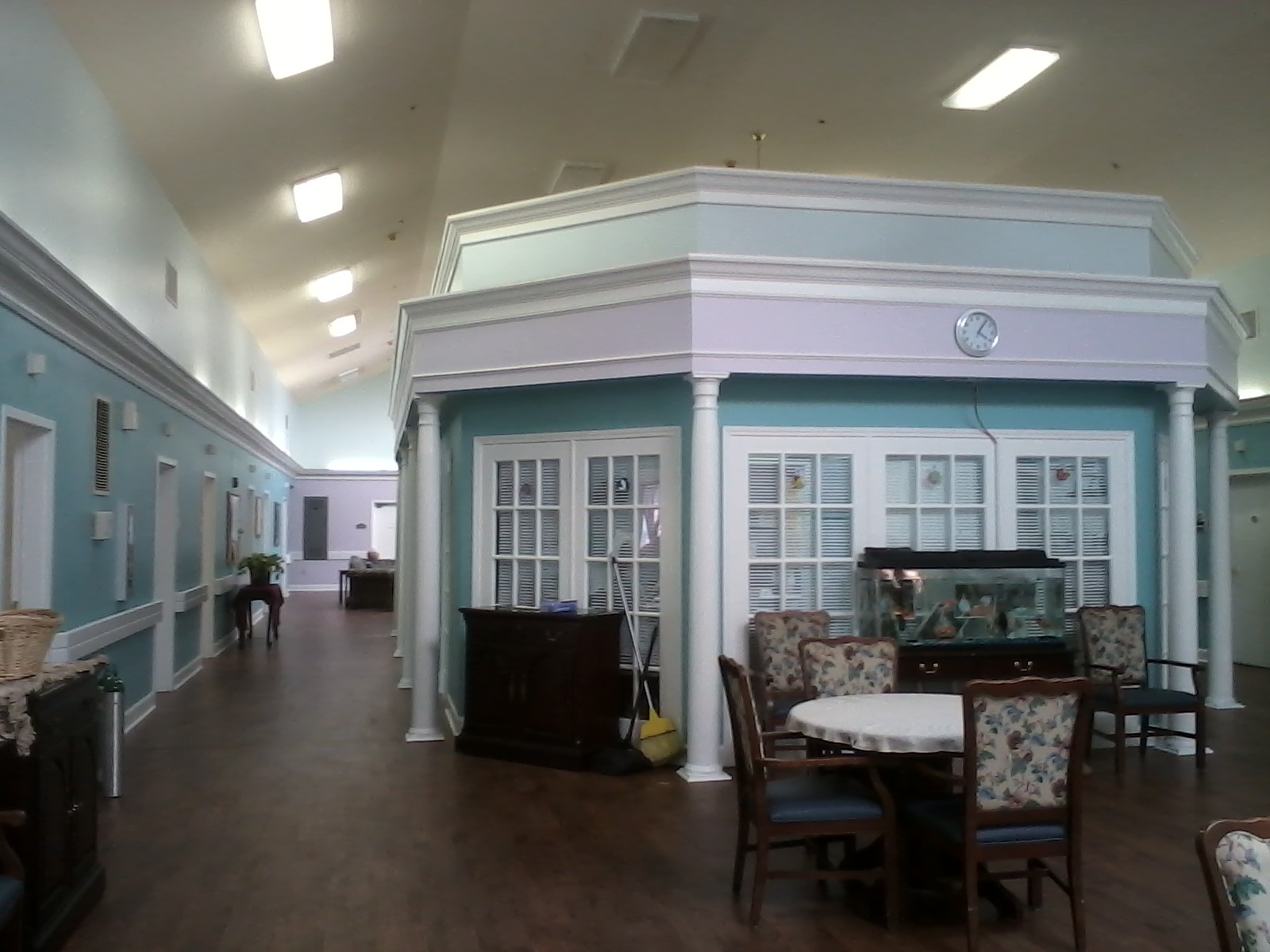 Commercial Interior Painting and Trim